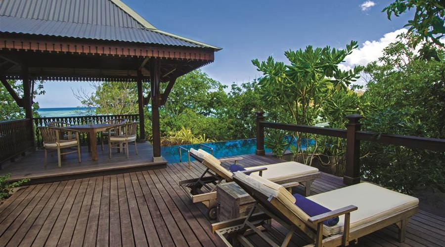 Enchanted Island Resort Seychelles Indian Ocean