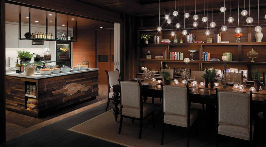 Waterfall Cafe Private Dining Room