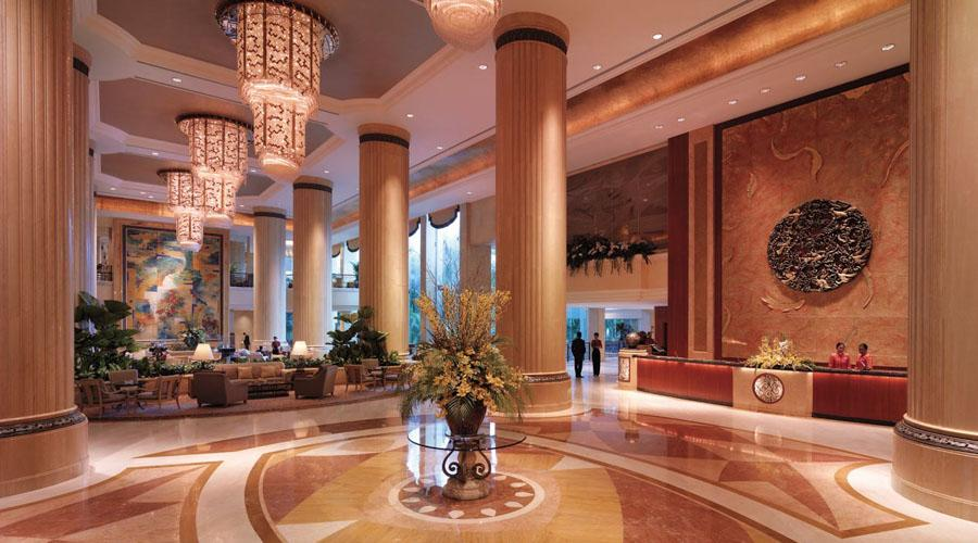 Tower Wing Lobby
