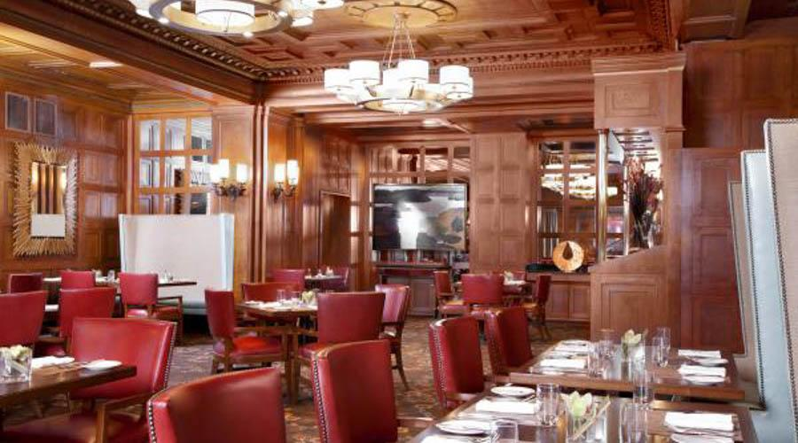 the oak room restaurant reference