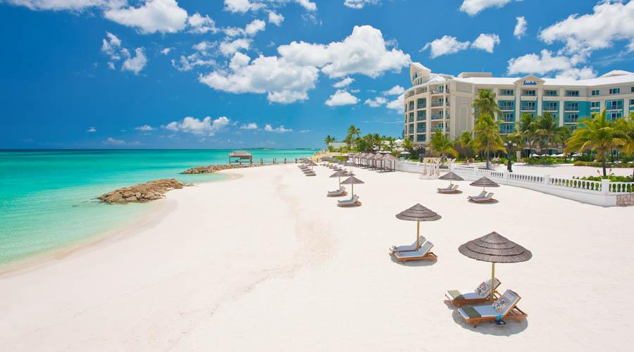 seductive beach by sandals royal bahamian
