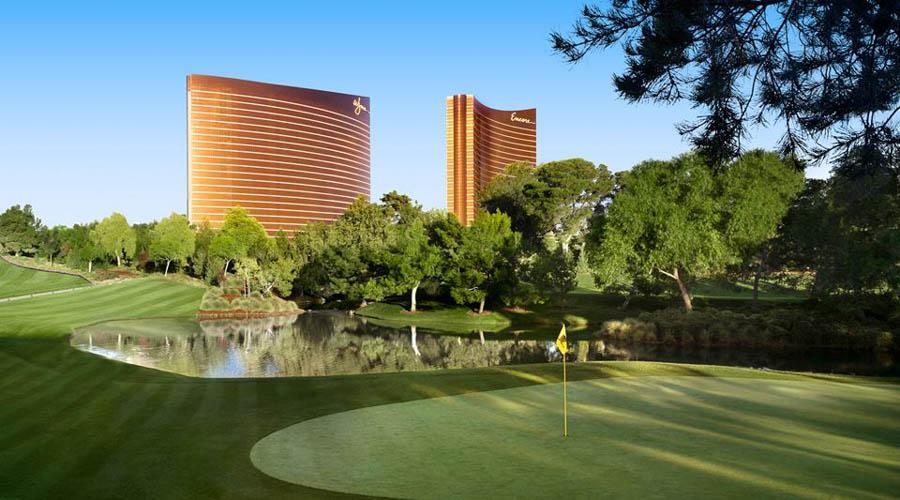 wynn back graden golf field