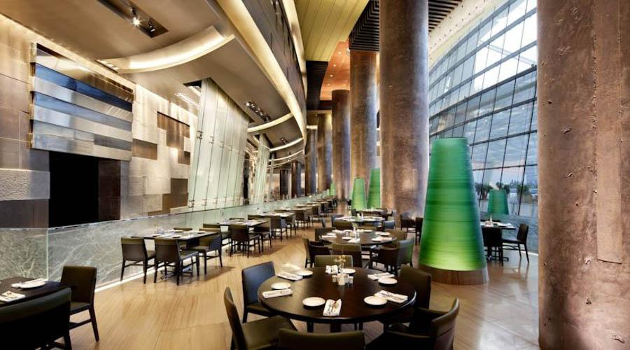 aria resort restaurant