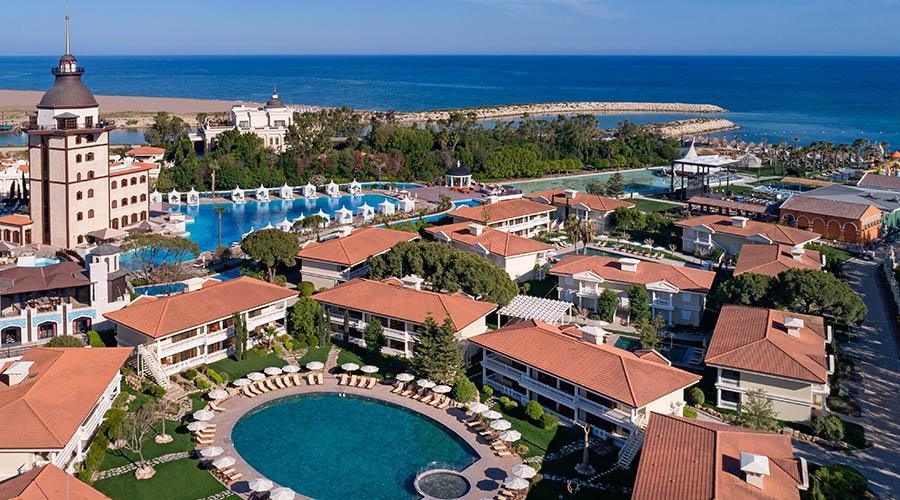 Titanic Mardan Palace Antalya Luxuryholidays Co Uk