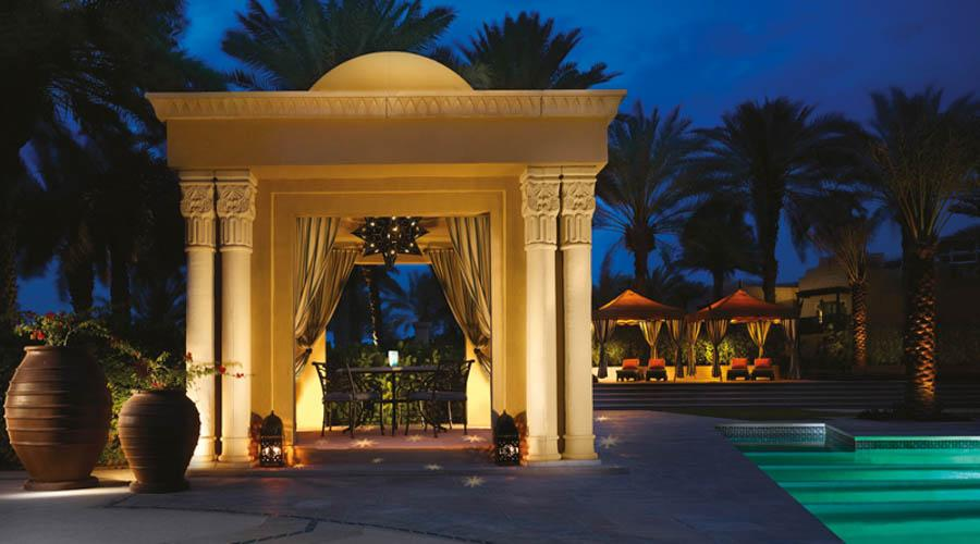 Royal Mirage Residence & Spa pool