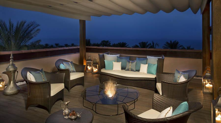 The Ritz Carlton Emirate Suite Terrace