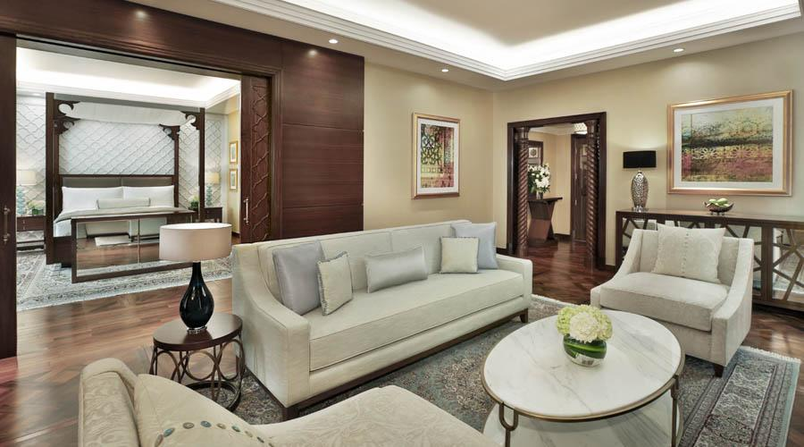 The Ritz Carlton Emirate Suite