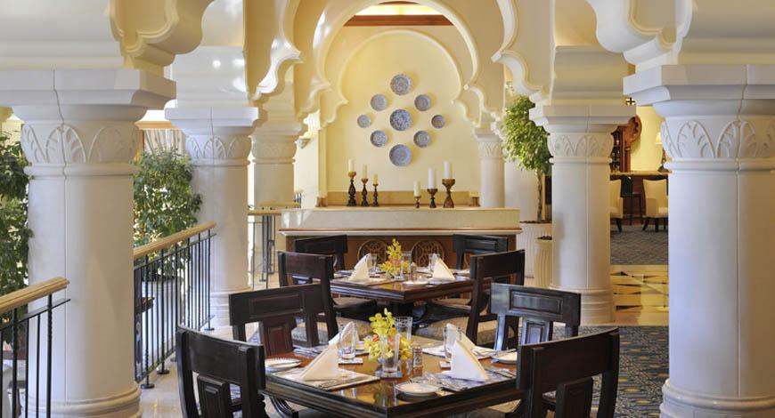 Royal Mirage Arabian Court Dinning
