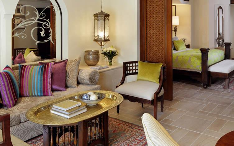 Royal Mirage Residence & Spa Junior Suite