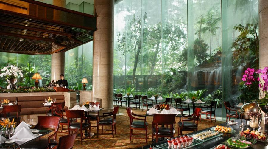 Sheraton Towers Singapore The Dining Room