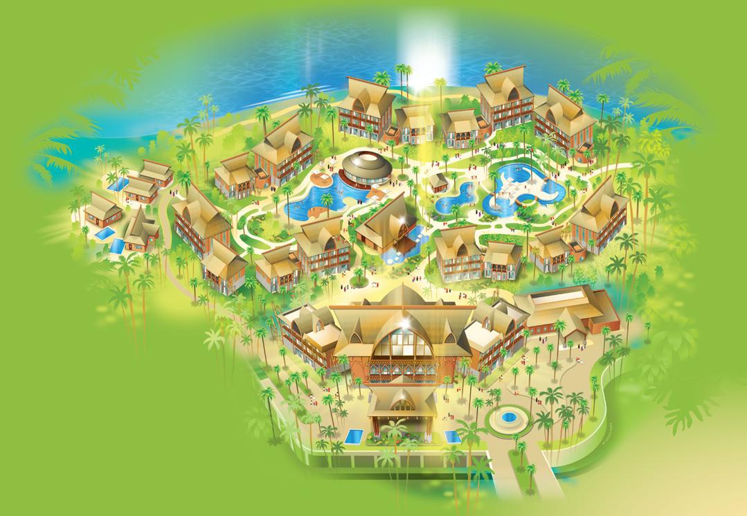 Dubai parks and resorts luxury holidays for Luxury holidays in dubai
